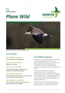 AAWHG Newsletter Issue 2 2019